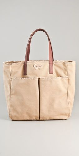 anya hindmarch tote bag. For inspiration and ideas!