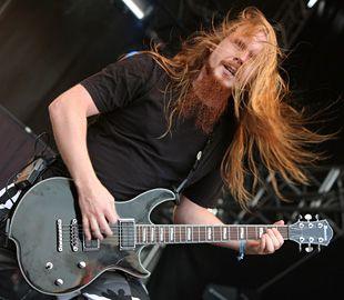 Rikard Sundén guitars 2012-present