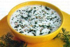 awesome Soğuk Buğday Çorbası