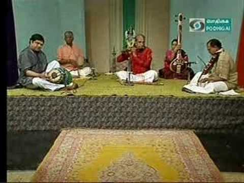 N. Ramani Flute Concert (Part 1 of 2)
