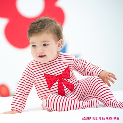 Agatha Ruiz De La Prada Baby, Primavera-Verano 13