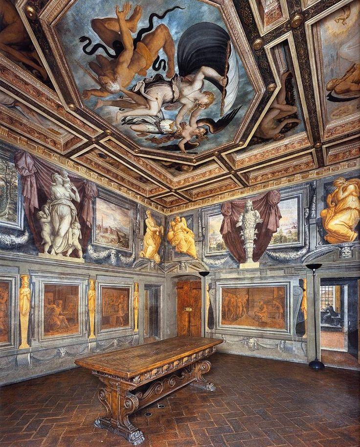 Casa vasari ad arezzo affrescare museo monumenti