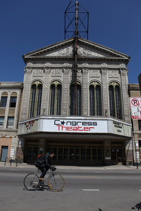 photos of old movie houses | Photos: Chicago's old movie houses -- Chicago Tribune