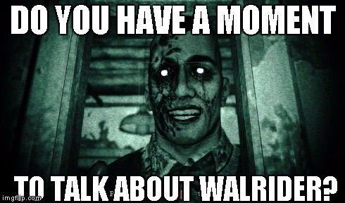 Image via We Heart It #videogames #outlast #walrider