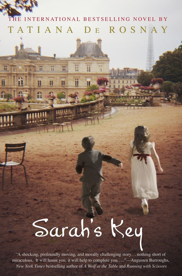 Book Review: Sarah's Key By Tatiana De Rosnay