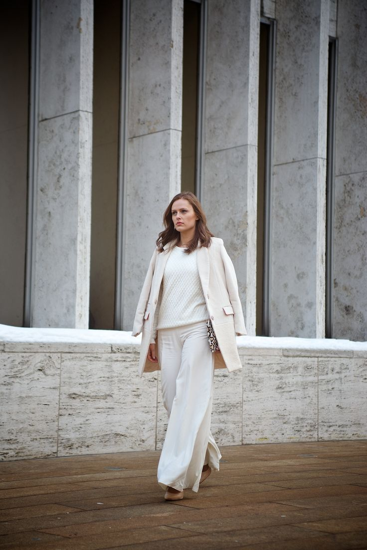 WINSTON & WILLOW - WINTER WHITES / NYFW DAY 2 :: CELINE NETWORKING #sachishoes