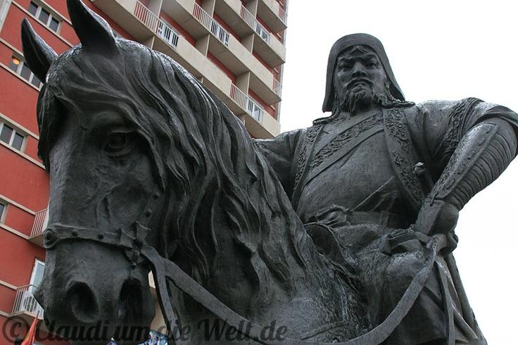 Dschinghis Khan Mongolei