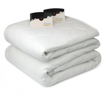Quilted Heated Mattress Pad By Biddeford Therapeutic Warmth Plus Generous Filled Top Makes This