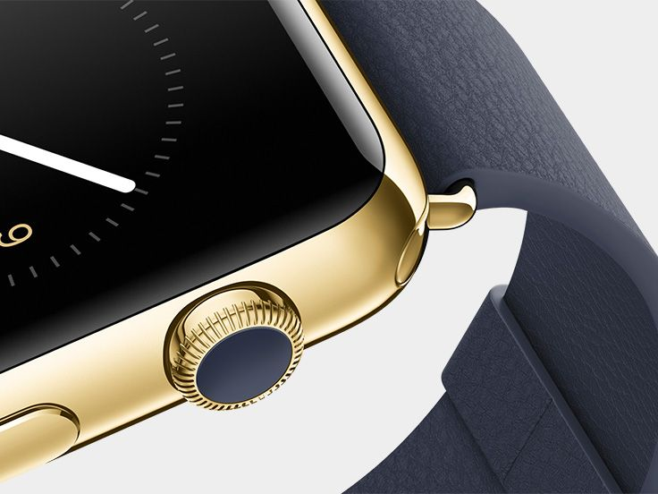 AppleWatch unveiled at Apple media event. What do you think??