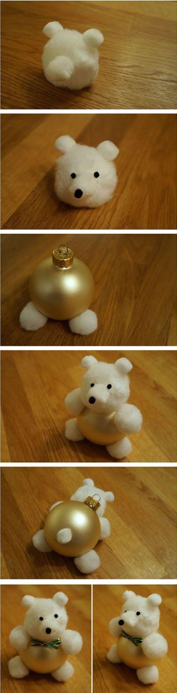 19 nouvelles idées de décorations de Noël à réaliser seul ou avec ses enfants - Page 3 sur 4 - Des idées