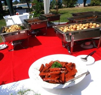#foodideas for a nice #corporatepicnic #clientappreciation