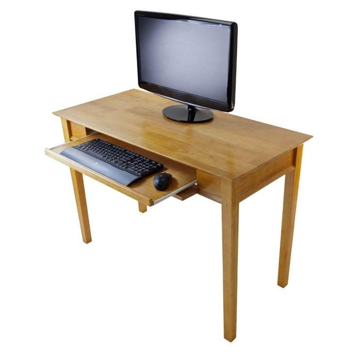 best 25 small computer desks ideas on pinterest diy storage shelves for bedroom building a. Black Bedroom Furniture Sets. Home Design Ideas