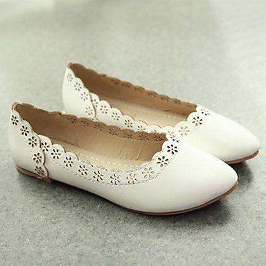 Dew Frauen flachem Absatz Spitzschuh Wohnungen mit Rüschen Schuhe (weitere Farben) - http://on-line-kaufen.de/dew-schuh-2/dew-frauen-flachem-absatz-spitzschuh-wohnungen
