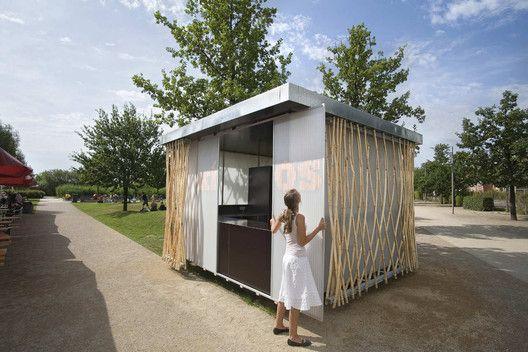 Simple-Tech-Kiosk,© Stefan Günther