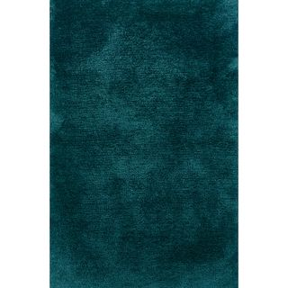 @Overstock.com - Indoor Teal Shag Area Rug - This plush teal area rug is sure to be the focal point of any space. Its rich color makes it stand out, and its extra-high pile ensures its comfort. The hand-tufted shag rug is durable enough to last for years and will give any room a modern flair.Review says it is lighter than shown  http://www.overstock.com/Home-Garden/Indoor-Teal-Shag-Area-Rug/7576706/product.html?CID=214117 $107.99