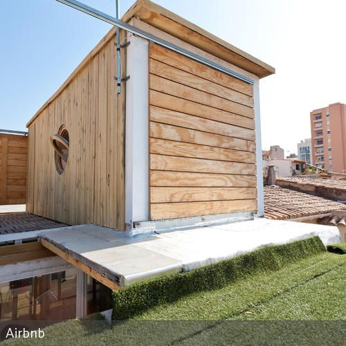 upcycling deluxe containerhaus in palma de mallorca house. Black Bedroom Furniture Sets. Home Design Ideas