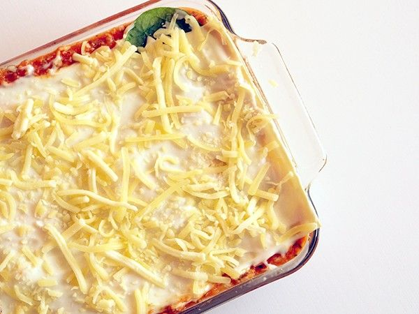 Chicken and Sweet Potato Lasagna | The Organised Housewife