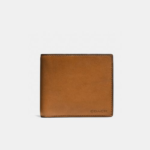 Coach Outlet Locations & COACH COIN wallet SADDLE