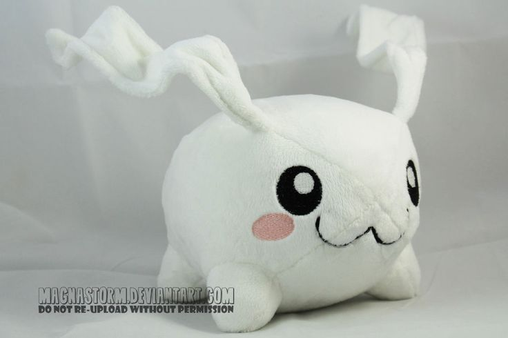 Tokomon(for sale!) by MagnaStorm.deviantart.com on @DeviantArt
