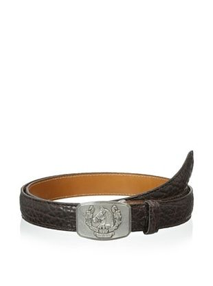 55% OFF Trafalgar Men's Bison Belt (Brown)