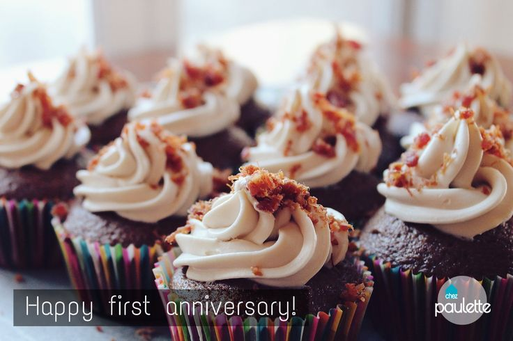 One year blog anniversary!