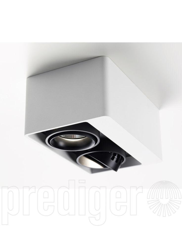 Boxter 2 LED 83033 - Delta Light im Online Shop für Strahler / LED-Deckenleuchten / LED-Strahler | Hamburg | Berlin | Prediger Lichtberater – Design Leuchten & Lampen Online Shop