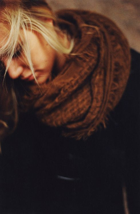 Sweet Autumn, scarves & knits