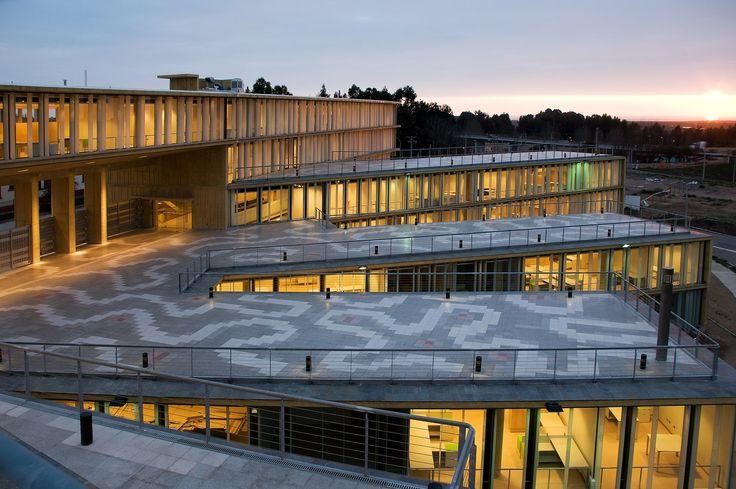 Galería de Edificio MOPTT La Serena / Teodoro Fernández Arquitectos - 1