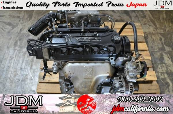 JDM F23A HONDA ACCORD 2.3L SOHC VTEC 4CYL ENGINE 1998-2002