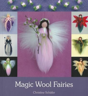 Unspun sheep's wool, also known as magic wool, is a warm vibrant material, perfect for making these beautiful soft figures. Christine Schafer includes detailed instructions on making fairies and angels for every occasion: flower fairies for a seasonal nature table, fairies for birthday celebrations, guardian angels to watch over a crib and, of ...
