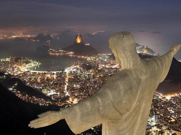 Rio de Janeiro Jesus Redemptor