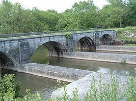 Camillus aqueduct