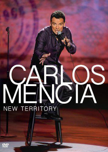 Carlos Mencia: New Territory DVD ~ Carlos Mencia, http://www.amazon.com/dp/B005PTYOX0/ref=cm_sw_r_pi_dp_qyd3sb1E94WYT