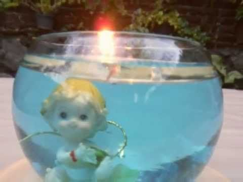 Velas de Agua!! Water Candles!