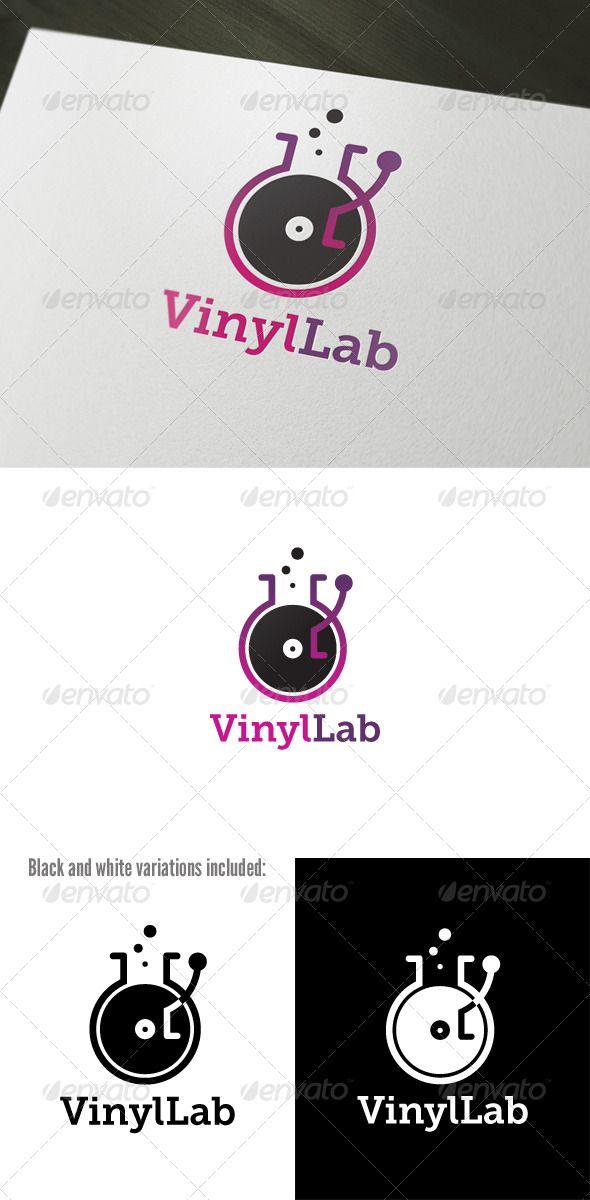 Vinyl Lab Logo