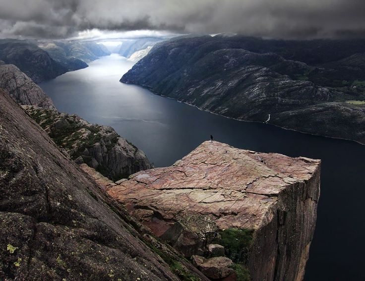 Preikestolen, Norway. The Stunning Photography Of Max Rive Will Leave You Absolutely Mystified • Page 3 of 6 • BoredBug