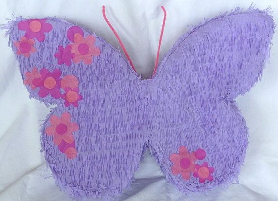 Piñata Butterfly by DalePinatas on Etsy, $65.00