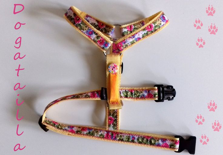 Colourful guard harness - super safe by DoGATAilla on Etsy