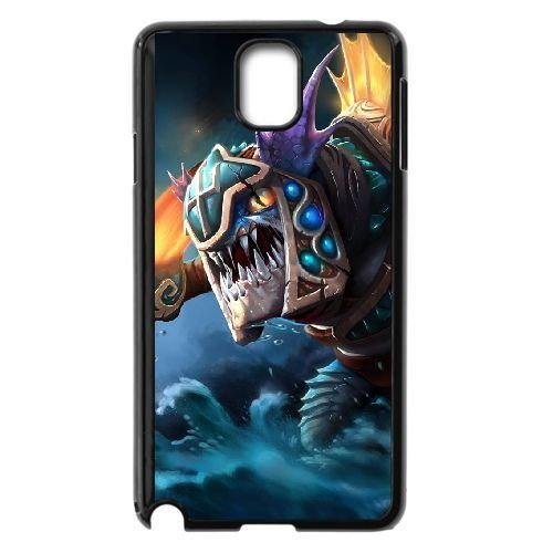 Samsung Galaxy Note 3 Cell Phone Case Black Defense Of The Ancients Dota 2 SLARK 003 KQ3505559