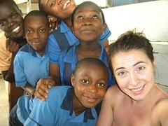 Volunteer Ghana Orphanage School https://www.abroaderview.org #ghana #orphanage#abroaderview