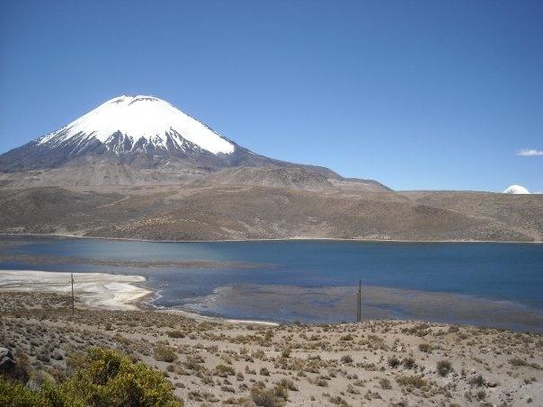 Nevados de Payachatas, Putre, Arica y Parinacota, Chile