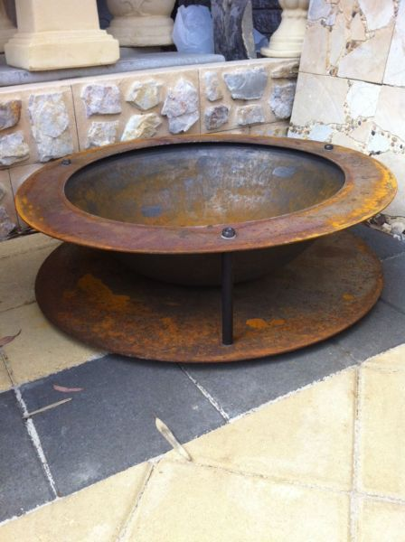 Stone And Paving Are Offering Cast Iron Fire Pit Bowls To Adelaide Priced  From A Low 23000 Per Bowl These Are Perfect Outdoor Heaters We Have A  Variety .