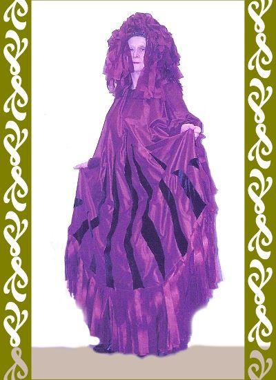 kostým Hejkal, maškarní kostýmy