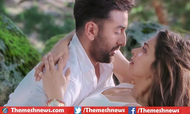 """Deepika and Rnbir Kapoor's """"Tamasha"""" directed by Imtiaz Ali earned 60 crore in 10 days due to release """"Hate Story 3"""" in first week."""