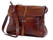 Handtasche, Ledertasche  Massanger  A4, U1