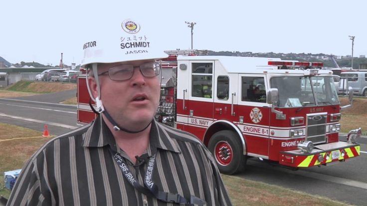 All Hands Update: U.S. Naval Ship Repair Facility Fire Extinguisher Trai...