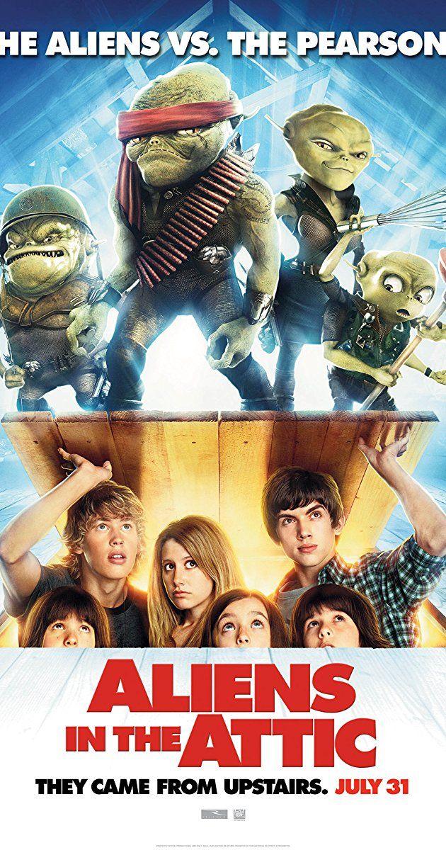 Aliens In The Attic 2009 Imdb Free Movies Online Kids Movies Movies Online