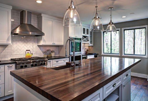 Choosing A Wood Countertop Sealer In 2020 Kitchen Design