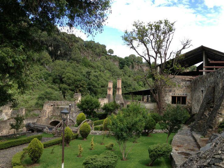 Ex Hacienda Santa Maria Regla