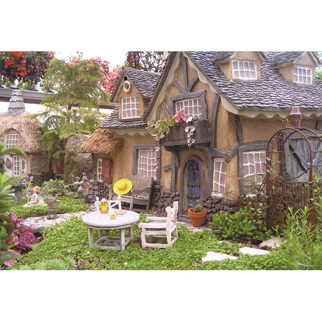 134 best fairy tale cottages images on pinterest country cottages stone cottages and - The dollhouse from fairy tales to reality ...